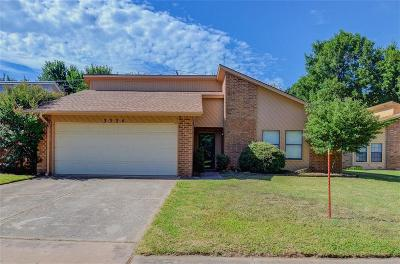 Norman Single Family Home For Sale: 3324 Caddo Lane