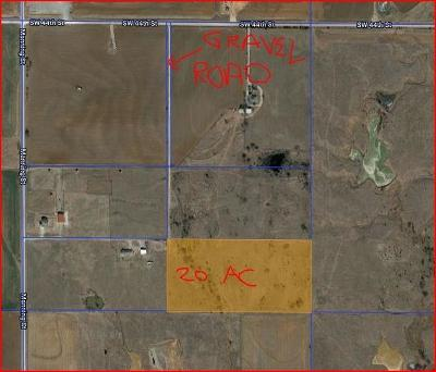Canadian County Residential Lots & Land For Sale: 17559 SW 44th