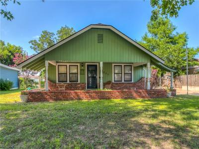 Bethany Single Family Home For Sale: 6711 NW 37th Street