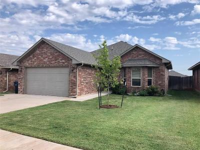 Edmond Single Family Home For Sale: 3337 163rd Street