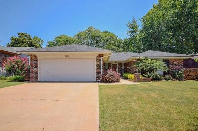 Norman Single Family Home For Sale: 2809 Meadow Avenue