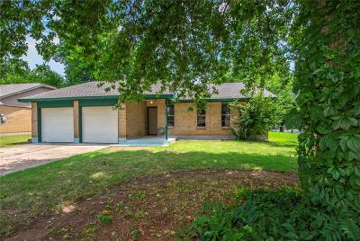 Edmond Single Family Home For Sale: 532 Holly Hill Road