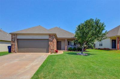 Oklahoma City Single Family Home For Sale: 5921 SE 68th Street