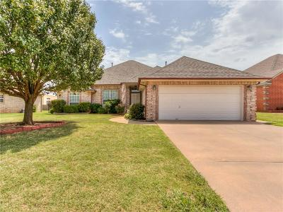 Edmond Single Family Home For Sale: 14528 Waterfront Road