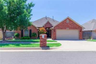 Oklahoma County Single Family Home For Sale: 2832 NW 170th Court