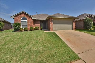 Oklahoma City Single Family Home For Sale: 12404 Pittsburgh
