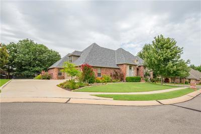 Edmond Single Family Home For Sale: 4117 Ruffin Circle