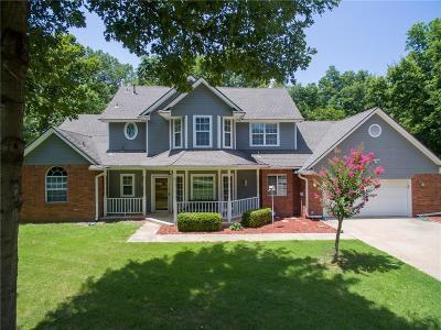Shawnee Single Family Home For Sale: 1800 N Elm Avenue