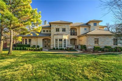 Edmond Single Family Home For Sale: 18608 Wolf Creek Drive