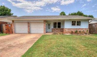 Single Family Home For Sale: 1513 Lakecrest Dr