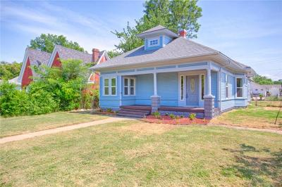 Oklahoma City Single Family Home For Sale: 2244 NW 13th Street