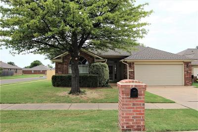 Edmond Single Family Home For Sale: 2509 NW 161st Street