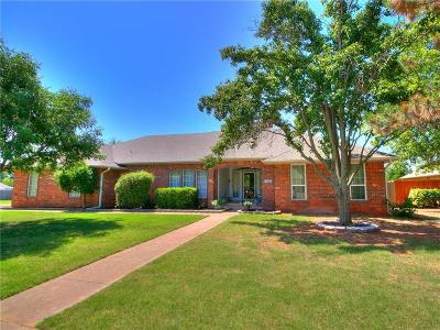 Edmond Single Family Home For Sale: 1120 Raliegh Court