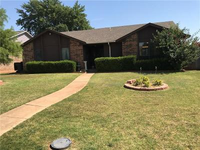 Edmond Single Family Home For Sale: 512 NW 138th Street