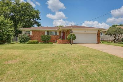 Midwest City OK Single Family Home Sold: $154,000