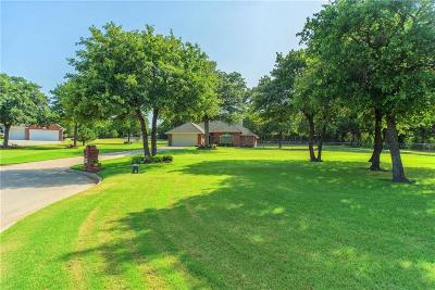 Choctaw Single Family Home For Sale: 675 Houser Drive