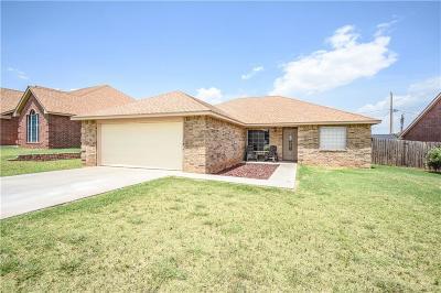 Elk City Single Family Home For Sale: 311 Ridgecrest