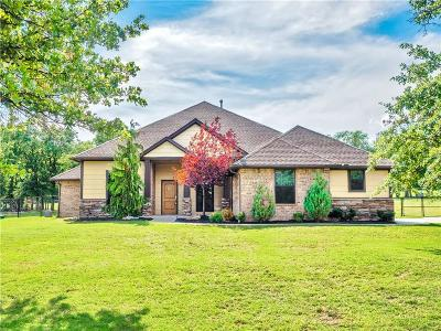 Choctaw Single Family Home For Sale: 3023 Piper Lane