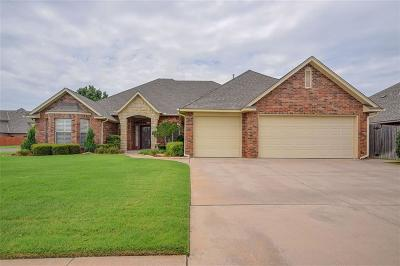 Oklahoma City Single Family Home For Sale: 3025 138th