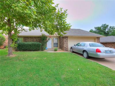 Oklahoma City Single Family Home For Sale: 8813 84th
