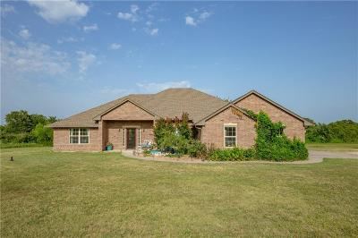 McLoud Single Family Home For Sale: 29634 Moses Lane