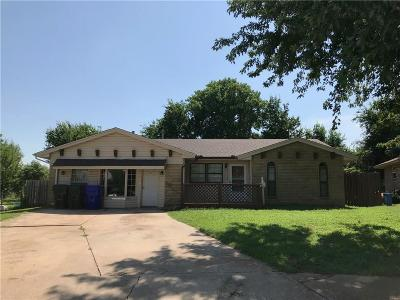 Norman Single Family Home For Sale: 2717 Briarcliff