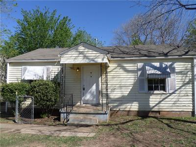 Oklahoma City OK Rental For Rent: $500