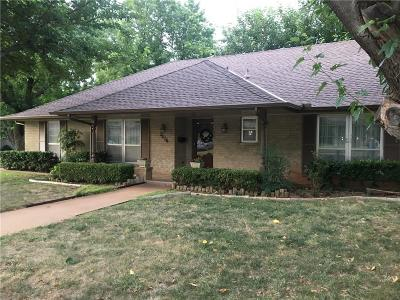 Oklahoma City Single Family Home For Sale: 2316 NW 45 Th Street
