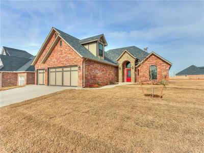 Yukon Single Family Home For Sale: 10812 Wild Horse Creek Street
