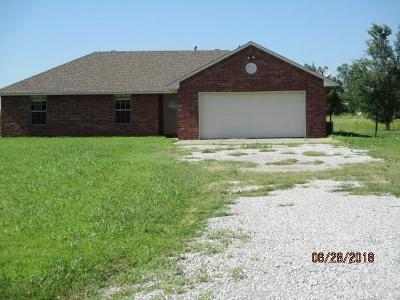 Meeker Single Family Home For Sale: 43362 Curtis Drive