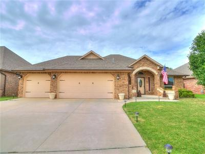Oklahoma City OK Single Family Home For Sale: $219,900