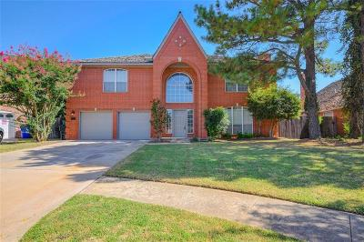 Norman Single Family Home For Sale: 4109 Colchester Court