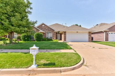Oklahoma City Single Family Home For Sale: 8413 NW 74th Street