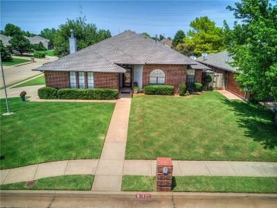Edmond Single Family Home For Sale: 1825 Yellowstone Lane
