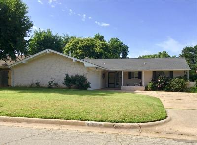 Oklahoma City Single Family Home For Sale: 4705 NW 60th Street