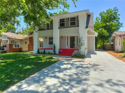 Oklahoma City Single Family Home For Sale: 2120 NW 16th Street