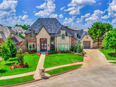 Norman Single Family Home For Sale: 4504 Green Meadow Circle