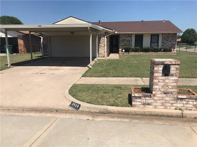 Oklahoma County Single Family Home For Sale: 3438 Cobblestone Drive