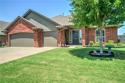 Edmond Single Family Home For Sale: 429 Gold Fields