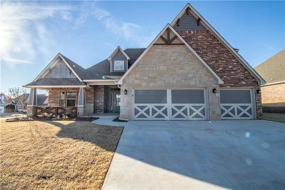 Edmond Single Family Home For Sale: 18505 Windy Ridge Road