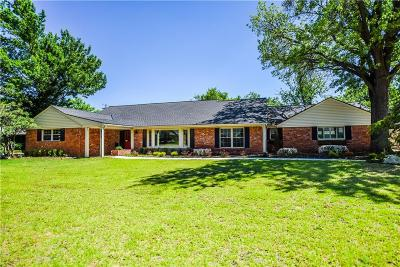Oklahoma City Single Family Home For Sale: 1308 Westchester Drive