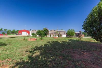Tuttle Single Family Home For Sale: 1038 County Street 2937