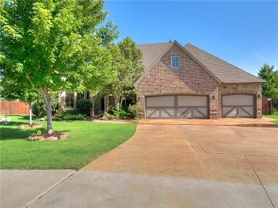 Edmond Single Family Home For Sale: 5032 Tower Bridge