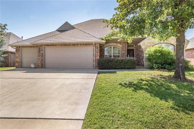 Choctaw Single Family Home For Sale: 13158 Red Oak Drive