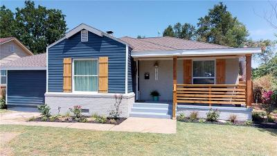 Oklahoma City Single Family Home For Sale: 3837 NW 25th Street
