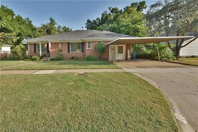 Edmond Single Family Home For Sale: 220 E 3rd Street