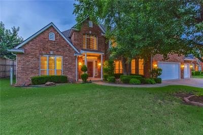 Norman Single Family Home For Sale: 3305 Riverwalk Drive