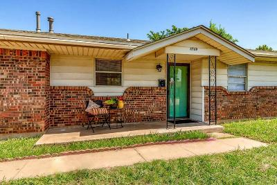 Oklahoma City Single Family Home For Sale: 4769 SE 28th Street