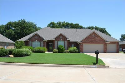 Shawnee Single Family Home For Sale: 1519 Pecan Crossing Drive