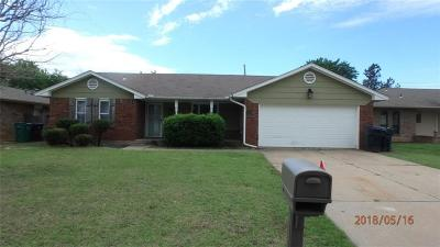 Oklahoma City Single Family Home For Sale: 5112 SE 51st